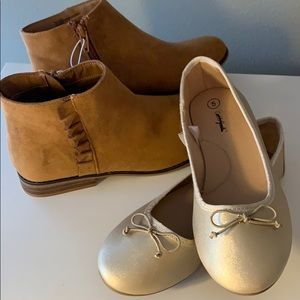 NWT Girls shoes